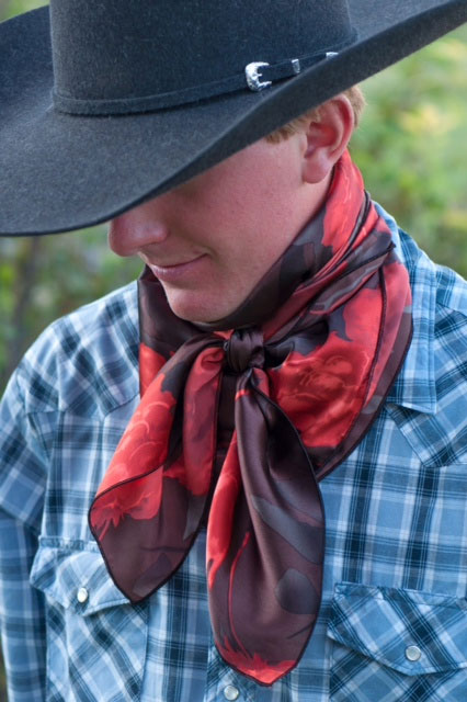 081592ee8f0f46 Brown Creek Wild Rags - Made by cowboys, for cowboys ... and those ...